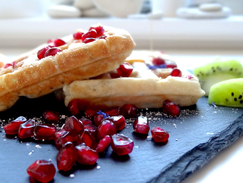american breakfast diesmal vegane waffeln bei lola zu hause. Black Bedroom Furniture Sets. Home Design Ideas